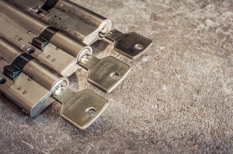 Cilindersloten vervangen